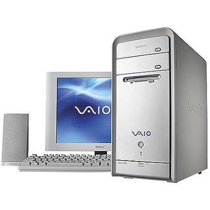 sony vaio desktop pcv-rs20mv