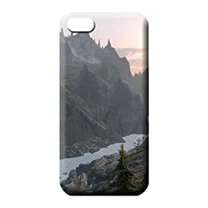 iphone 6plus 6p Strong Protect Hot Style High Quality phone carrying skins skyrim sunrise