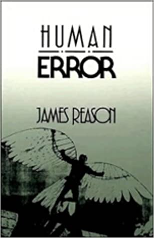 Human Error: Amazon.co.uk: Reason, James: 0783324940244: Books