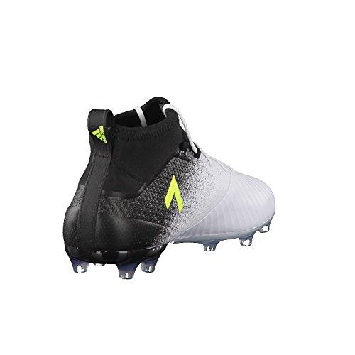 adidas Ace 17.2 Fg, Zapatillas de Fútbol para Hombre Multicolor (Ftwr White/solar Yellow/core Black)