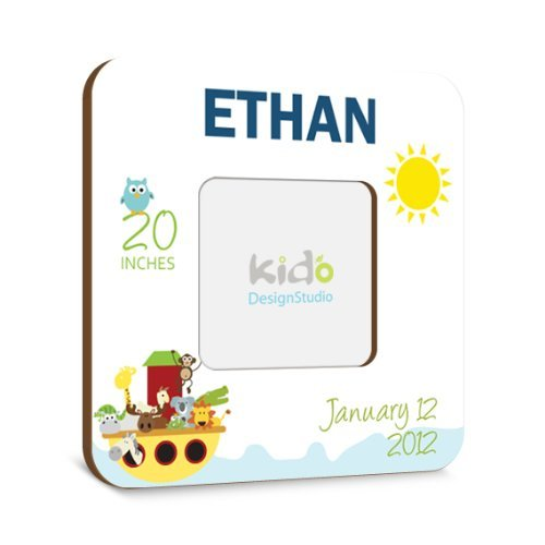 Amazoncom Noahs Ark Picture Frame Personalized Photo Frame For