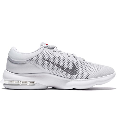 Nike NIKE AIR MAX ADVANTAGE - Zapatillas deportivas, Hombre, Plateado - (Pure Platinum/White-Wolf Grey) Pure Platinum/White-Wolf Grey
