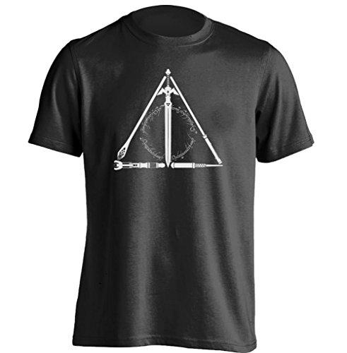 Multi-Fandom Deathly Hallows Harry Potter T-Shirt
