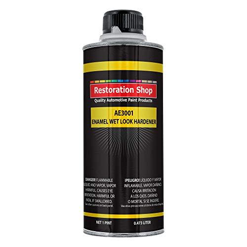 Restoration Shop Acrylic Enamel Wet Look Hardener Pint Can