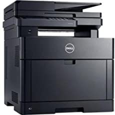 Dell H625CDW Impresora Multifuncional, Color Negro