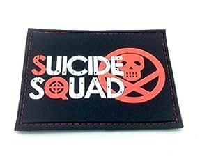 Suicide Squad Airsoft PVC Parche