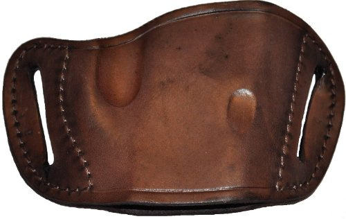 Pro-Tech Outdoors Brown Leather Beltslide Gun Holster for S&W M&P 45, Sigma Series by Pro-Tech Outdoors (Image #1)
