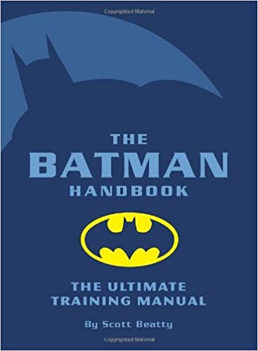 The Batman Handbook: Amazon.es: Scott Beatty, Chuck Dixon ...