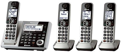 Buy panasonic cordless phone with answering machine 2015