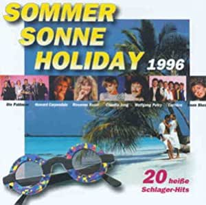 Sommer Sonne Holiday 1996 - Claudia Jung/Rosanna, Ireen