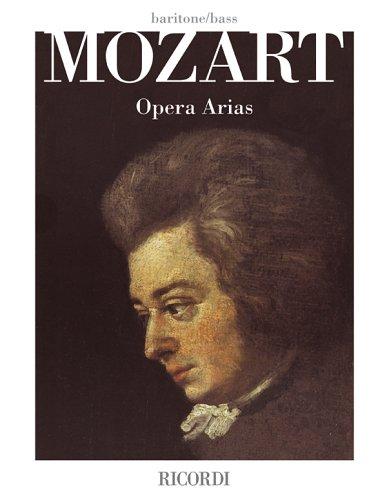 Mozart Opera Arias: Baritone/Bass (Universal JV Classical)