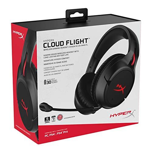 HyperX Cloud Flight Wireless Gaming Headset