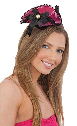 Jacobson Hat Company Mini Pink Pirate Hat Headband
