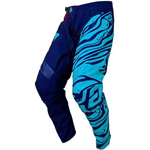 Red Syncron Pants - Answer 2019 Syncron Pants - Flow (28) (Blue/Indigo/RED)