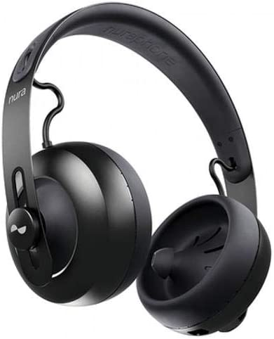 Nuraphone Wireless Bluetooth Smart Headphones with Earbuds