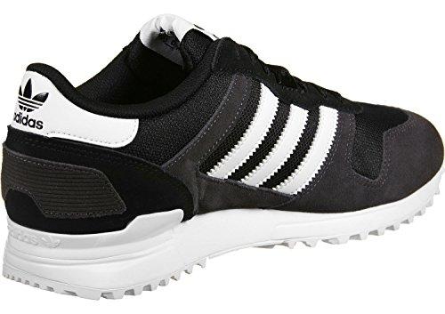 adidas ZX 750 - Zapatillas para hombre negro blanco