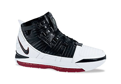 Nike-Lebron-III-3-White-Black-Crimson-2005-312147-101-US-Size-9