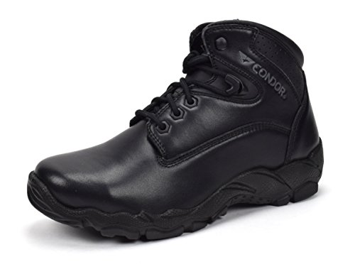 steel toe construction boots - 7