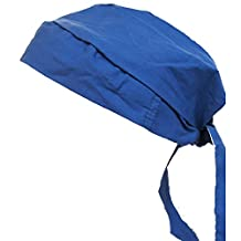 MiraCool Cooling Tie Hat - Reflex Blue - 2 Piece Pack