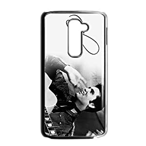 Elvis Brand New And Custom Hard Case Cover Protector For LG G2