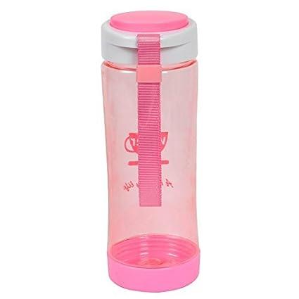 eDealMax Soporte Para Botella de plástico al aire Libre Viajes Deporte acuático recipiente Para Leche Taza