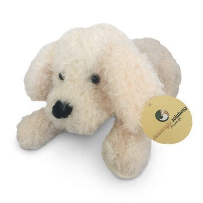 Cuddly Plush Animal (Stuffed Soft Cuddly Plush Animal Toy Dog. Excellent Gift Item for Shower, Baby or Toddler.)