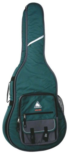 Boulder CB-360GN Alpine Deluxe Acoustic Guitar Gig Bag - Forest Green