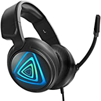 Mpow USB Gaming Headset with Mic for PC Computer, Laptop, PS4