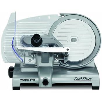 waring pro food slicer fs150 manual