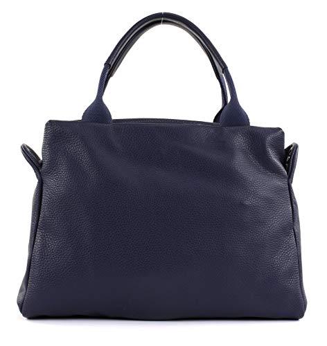 Top Blue Dress Duck Leather Mandarina Mellow M Handle w1v7ax