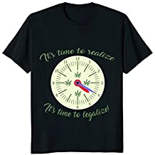 It's time to realize t-shirt, watch lover tshirt