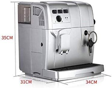 Máquina de Café, Espuma de Leche Inteligente Italiana Pequeña ...
