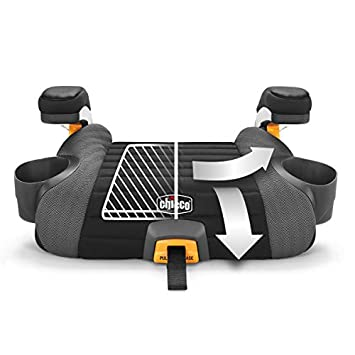 Chicco GoFit Plus Backless Booster Car Seat – Stream
