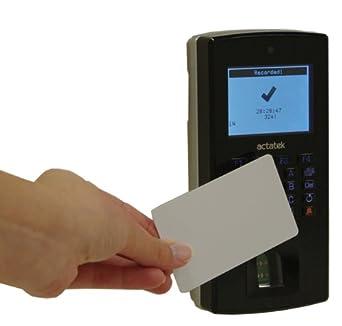 Amazon.com: actatek Phillips Mifare tarjeta inteligente, 25 ...