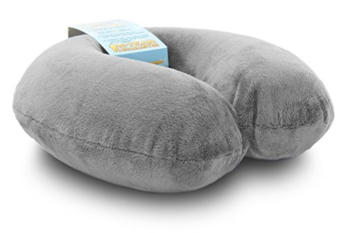 Comfortable Travel Pillow, Get Wrapped in Extreme Comfort...