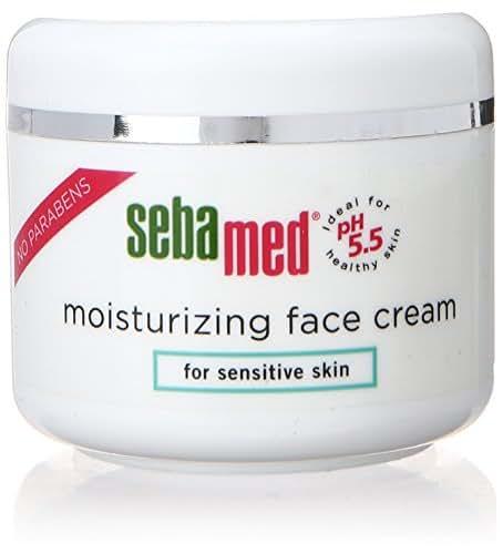 Sebamed Moisturing Face Cream, Sensitive Skin, 2.6-Ounce