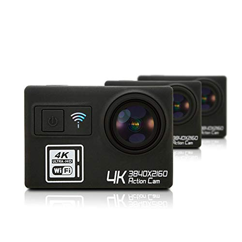 Aoile Multifunction Action Camera Ultra HD 4K WiFi Remote Control Sports Video Camcorder DVR DV Pro Camera