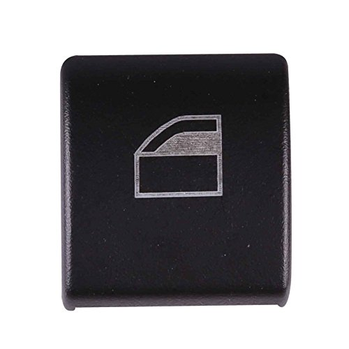 Bross BDP59 Window Switch Button Cap Cover Replacement FOR BMW 3 Series E46 (X5 (Window Button)