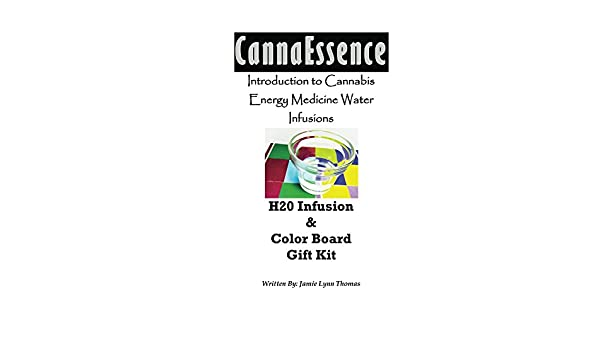 Introduction to Cannabis Energy Medicine Water Infusions: H20 ...
