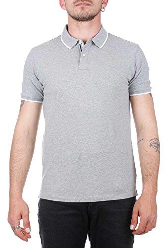 T i Woolrich 2018 shirt 103 Pp02 Polo Estate Uomo Grigio Wopol0505 1 Primavera 55rxqZUwW