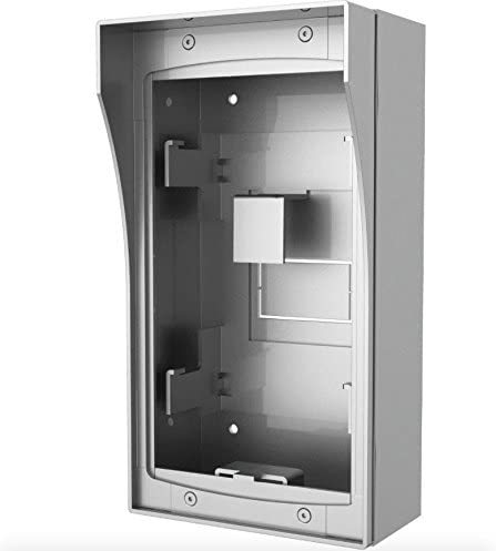 HIKVISION DS-KAB01 STAINLESS STEEL SURFACE MOUNTED BOX FOR VILLA INTERCOM W// RAIN SHIELD /& 2YR WARRANTY HIK471