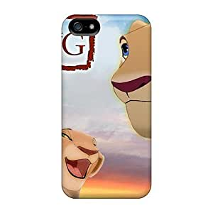 LastMemory Fashion Protective Nala The Lion King Case Cover For Iphone 5/5s