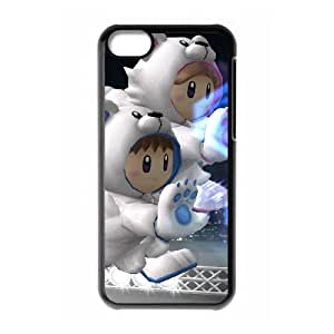 iPhone 5c Cell Phone Case Black Super Smash Bros Ice Climbers 002 Pabuu