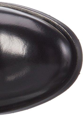 Tommy Hilfiger P1285enelope 11c, Stivali Alti Donna Nero (Nero (Black 990))