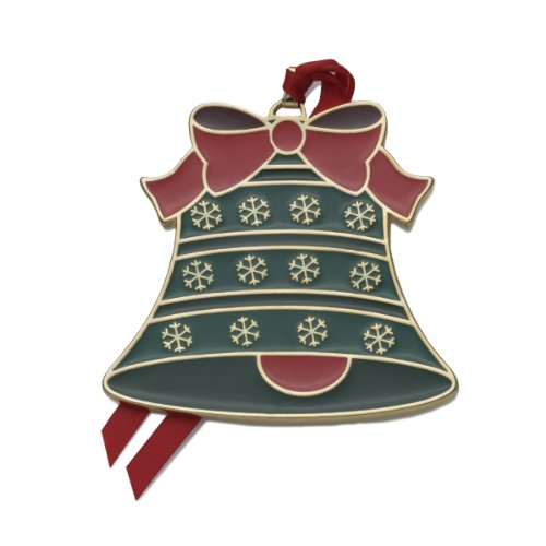 Wallace 2013 4th Edition Gold-Plated Enameled Bell -