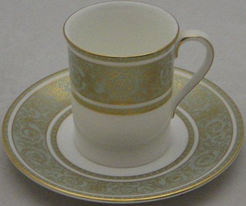 Royal Doulton English Renaissance Demitasse Cup & Saucer