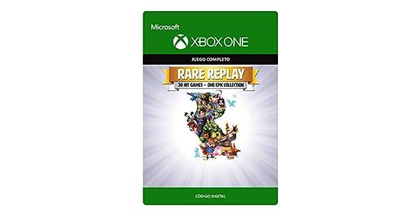 Rare Replay Standard | Xbox One - Código de descarga: Amazon.es ...