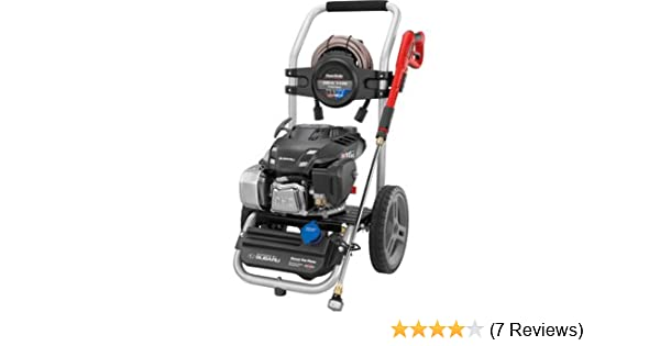 Amazon.com : Subaru Powerstroke Ps80945 3100 Psi 2.4 Gpm Pressure Washer : Garden & Outdoor