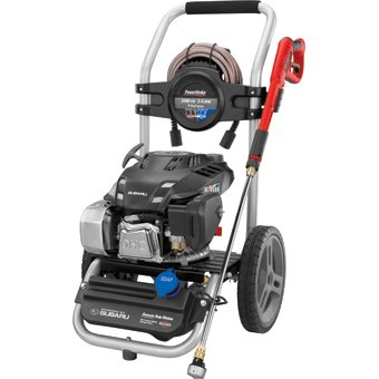 Powerstroke Ps80945 3100 Psi 2.4 Gpm Subaru Pressure Washer by Subaru