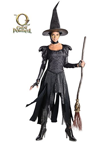 Deluxe Wicked Witch of the West Costume - Medium - Dress Size 10-12 -